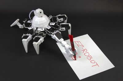 Six hexapod