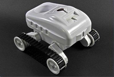 Rover body with Hbridge