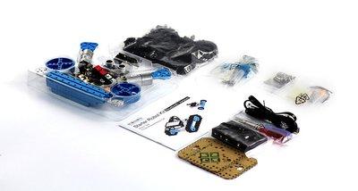 Starter Robot Kit - Blauw - Bluetooth Versie