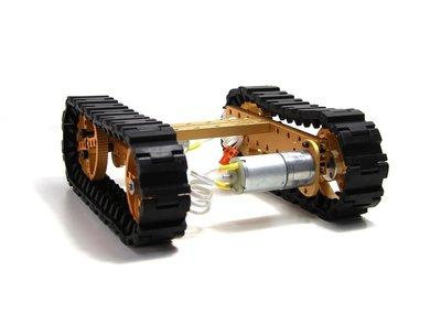 Lab Robot Kit - Blauw (geen electronica)