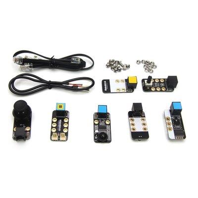 Elektronica Add-on Pack voor Starter Robot Kit
