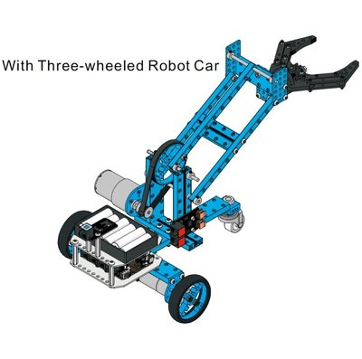 Robot Arm Add-on Pack voor Robot Starter Kit - Blauw
