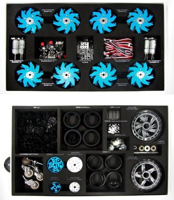 MakerSpace Kits-Motion Parts