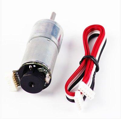 Optical Encoder Motor-25 9V 86 RPM