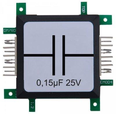 Brick'R'knowledge Condensator 0.15µF 25V