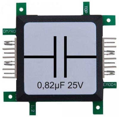 Brick'R'knowledge Condensator 0.82µF 25V