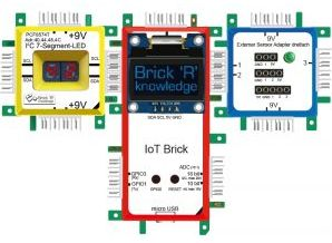 Brick'R'Knowledge Internet of Things Set