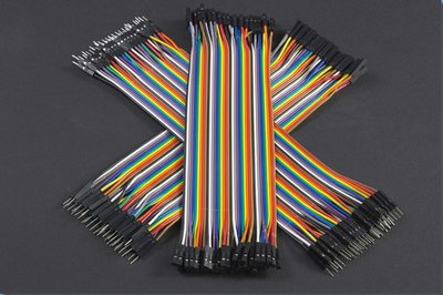 Jumper cable kit female/female