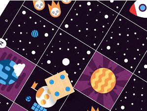 Cubetto Deep Space Adventure Pack