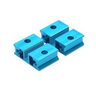 Slide Beam0824-016-Blue (Pair)