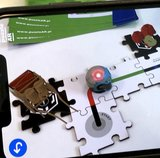 Ozobot AR Puzzel Pack_