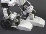Humanoid 2-servo-motor foot & ankle (right)_