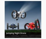 Jumping night drone Buzz_