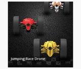Jumping race drone Tuk Tuk_