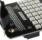 Micro:pixel 4x8 WS2812B board_