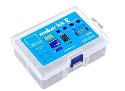 Maker kit Eyes (blue)