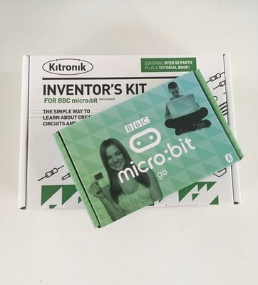 Complete Inventor's Kit (Micro:bit included)