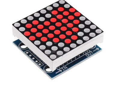 Otto LED 8x8 matrix