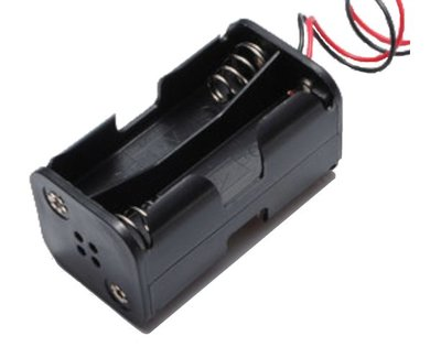 Otto Battery holder for 4AA with switch