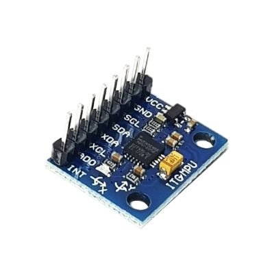 Otto 6 axis sensor (accelerometer & gyroscope)