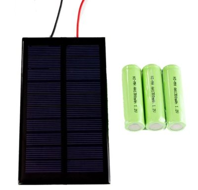 Solar Cell Kit for Environmental Control Board