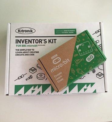 Complete Inventor's Kit (incl. Micro:bit V2)