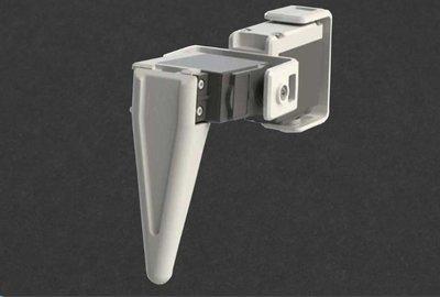 Hexapod 2 servo-motor leg