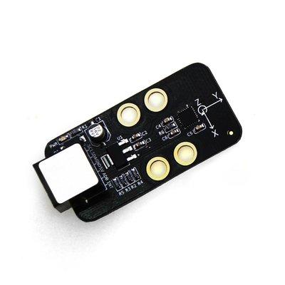 Me 3-Assige Accelerometer en Gyro Sensor V1