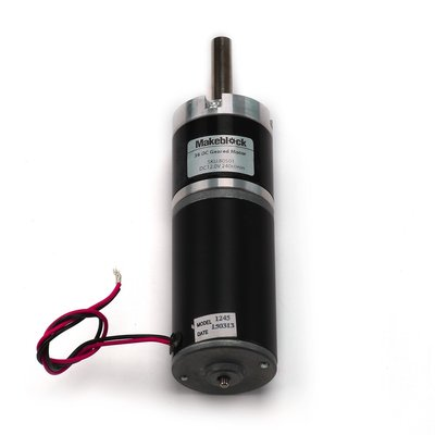 DC Geared Motor - 36mm - 12V - 240 RPM