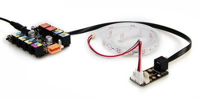 LED RGB Strip-Addressable, Sealed(0.5M)