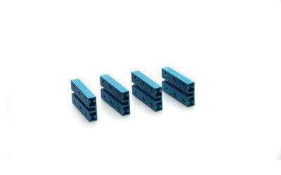 Balk 0824-048-Blauw (4 stuks)