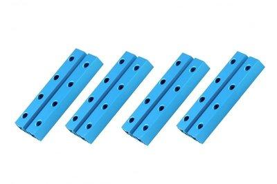 Balk 0824-064-Blauw (4 stuks)