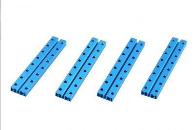 Balk 0824-128-Blauw (4 stuks)