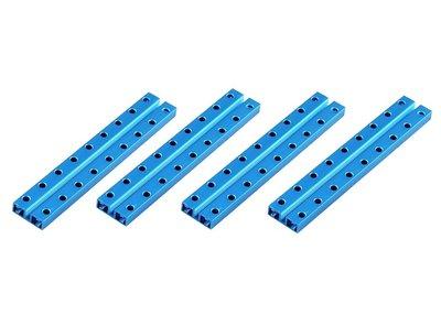 Balk 0824-144-Blauw (4 stuks)