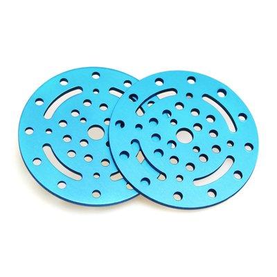 Disc D72-Blauw ?2 stuks?