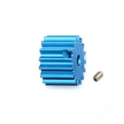 Tandwiel 16T - Blauw