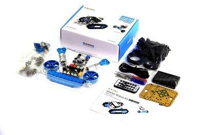 Starter Robot Kit - Blauw - IR Versie