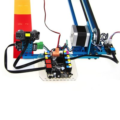 Music Robot Kit V2.0 met Elektronica