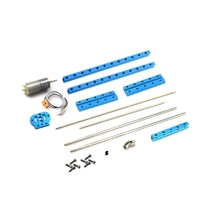 Draad Aandrijving Pack V2.0 - Blauw