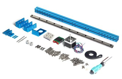Linear Motion Guide Module Pack - Blue