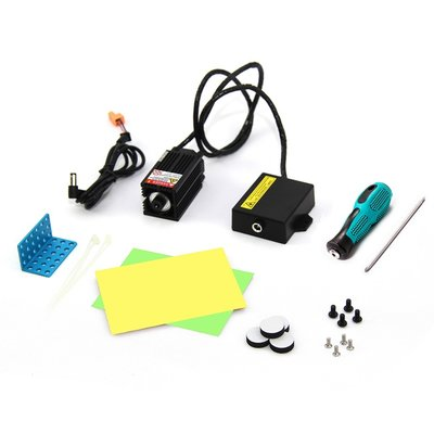 Laser Engraver Upgrade Pack (500mW) voor XY-Plotter Robot Kit V2.0
