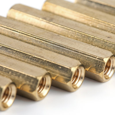 Brass Stud M4*32 (8-Pack)