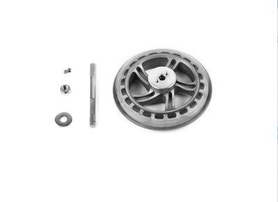 125mm PU wheel (driving wheel pack)