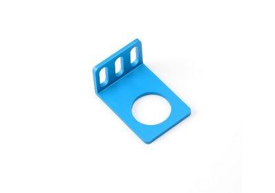 φ16 Cylinder Bracket L1 - Blue