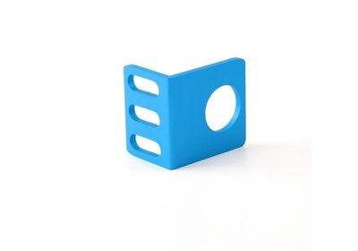 φ10 Cylinder Bracket L1 - Blue