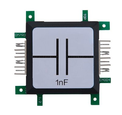 Brick'R'Knowledge Capacitor 1nF