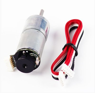 Optical Encoder Motor-25 9V 86 RPM