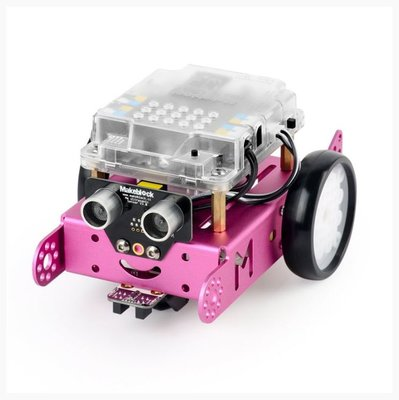 mBot v 1.1 - Pink (2.4G Version)