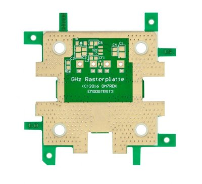 Brick'R'knowledge PCB GHz EMODGTRST3