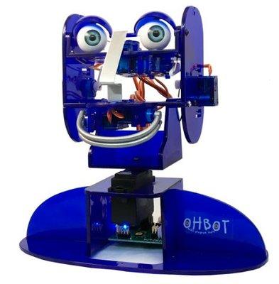 Ohbot 2.1 Geassembleerd